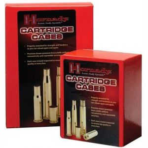 Hornady Reloading Components 300 PRC New Unprimed Brass Cartridge Cases 50-Count