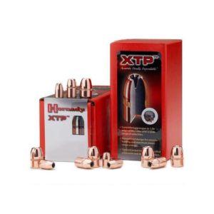 """Hornady 9mm Caliber .355"""" Diameter 124 Grain XTP Hollow Point Bullet 100 Count"""