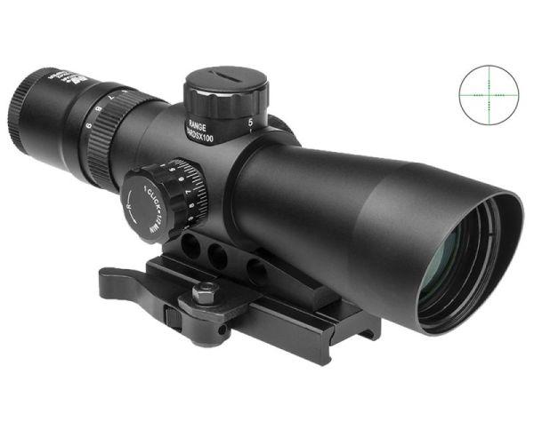 NCStar Mark III Tactical Gen 2 3-9X42 Mil-Dot