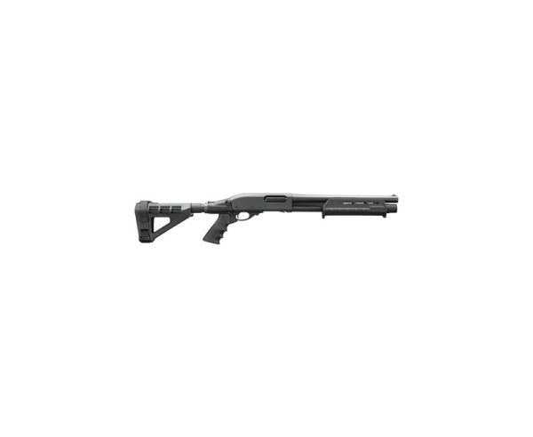 Remington Model 870 Tac-14 Black 12 Gauge 14 inch Barrel 5 Rounds with Magpul M-Lok fore-end and Arm Brace