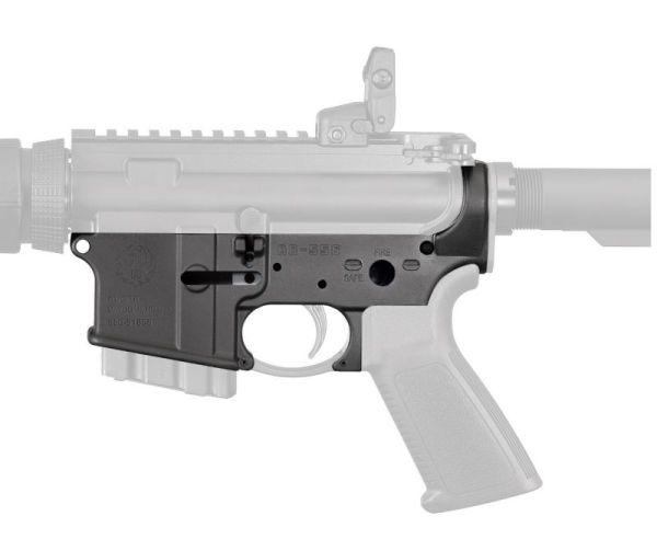 Ruger AR-556 Lower Receiver Black .223 / 5.56 NATO