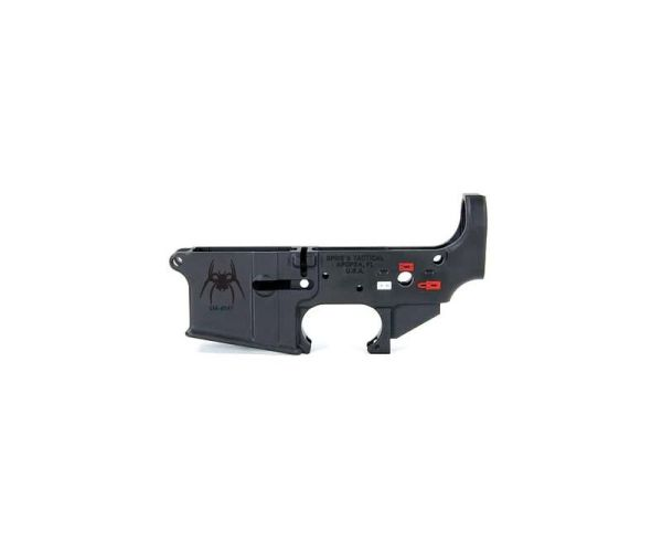 Spikes Tactical STRIPPED LOWER (SPIDER)