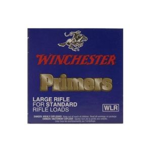 Winchester Large Rifle Match Primers 100Count