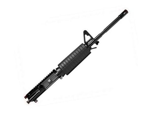 """Del-Ton AR-15 Pre-Ban Upper Black 5.56 NATO / .223 Rem 16"""" Barrel"""