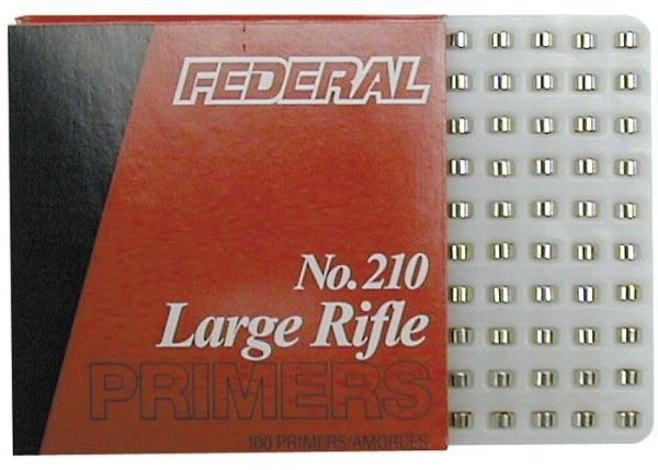 large rifle primers in stock