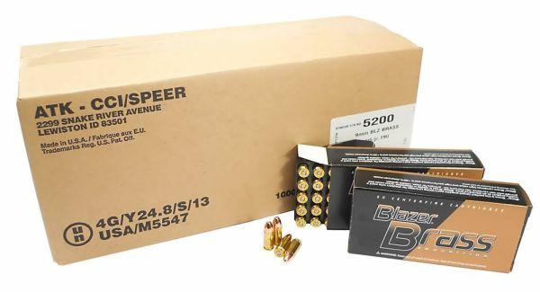 bulk 9mm ammo