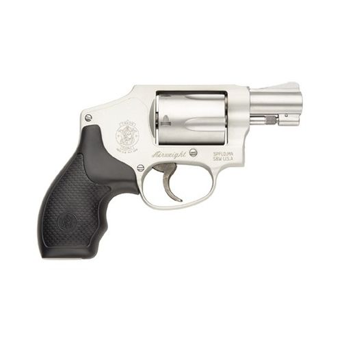 """Smith & Wesson 642 Airweight Centennial .38 Special 1.9"""" Barrel 5 RDs Stainless Steel"""