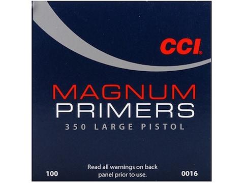 Large Pistol Magnum Primers