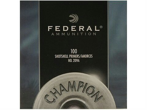 federal 209a primers