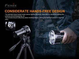 Fenix-LR50R-Flashlight-tripod-mount