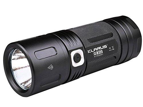 Klarus G30 LED flashlight
