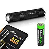 Fenix flashlight E12 Review