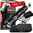 XT11GT LED Compact Tactical Rechargeable Flashlight