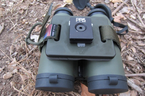 PRS Rifle Tripod with Binocular plate option