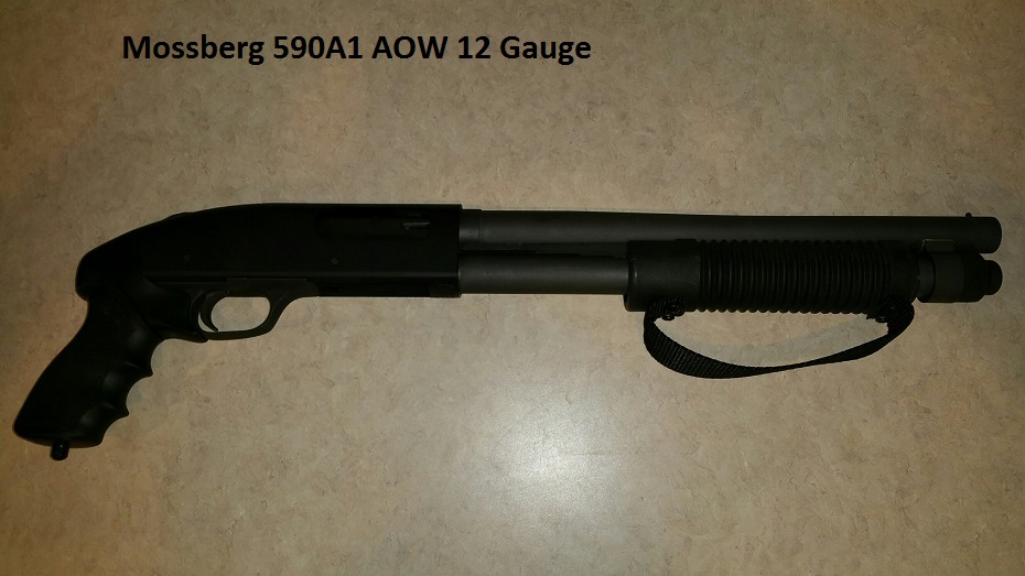 Mossberg 590A1 AOW Review