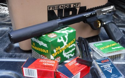 Silencer Shop Authority:  Dead Air Armament Mask HD 22 Suppressor Review