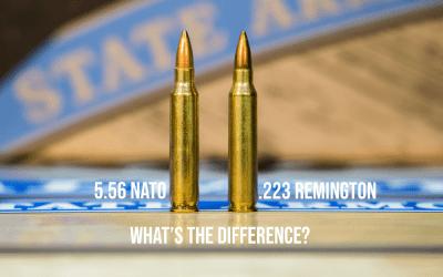 .223 vs 5.56 Explained in Plain English