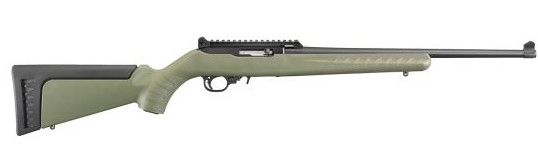 Why the Ruger 10/22 is Perfect for Home Defense