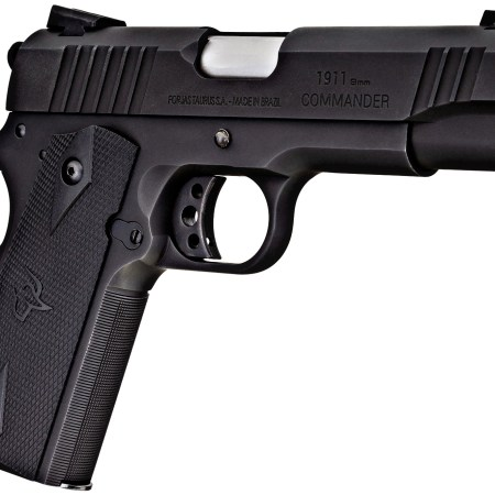 Taurus 1911 Commander 9mm Luger.