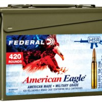 New MSR Ammo Cans from Federal Ammunition