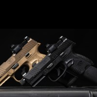 The New FN 509 Compact Tactical Pistol