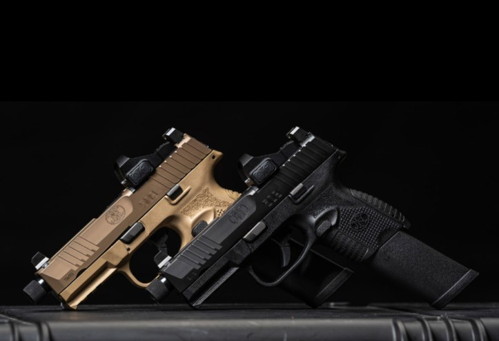 According to the company, the FN 509 Compact Tactical is the smallest and most concealable 9mm tactical pistol available on the market.