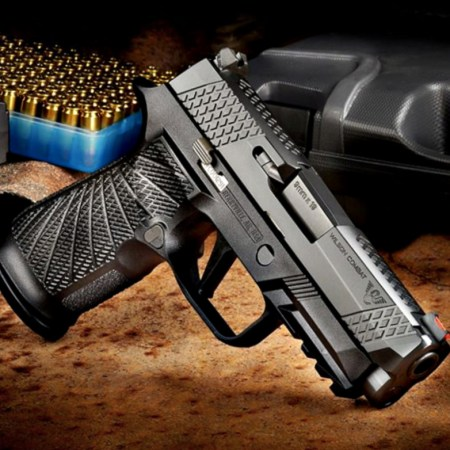 Wilson Combat and Sig Sauer collaboration: WCP320 Carry