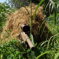 Make Your Own Ghillie Suit