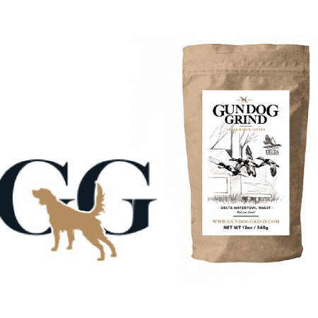 Gundog Grind Delta Waterfowl Medium Roast Coffee