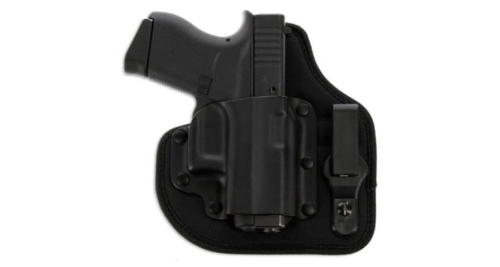 Galco QuickTuk IWB holster - will fit Taurus GX4.