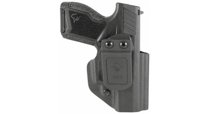 Taurus GX4 accessories - ambidextrous appendix IWB/OWB holster.