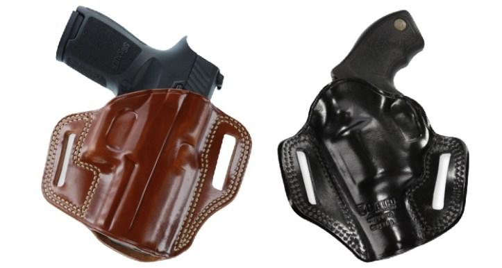Taurus GX4 accessories - Galco Combat Master belt holster.