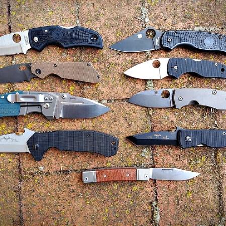 small heavy duty knives