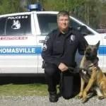 Thomasville NC Police K9