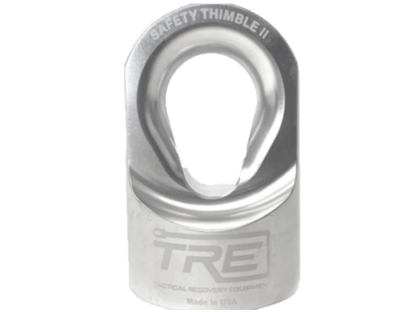 Safety Thimble II - Bright Dipped