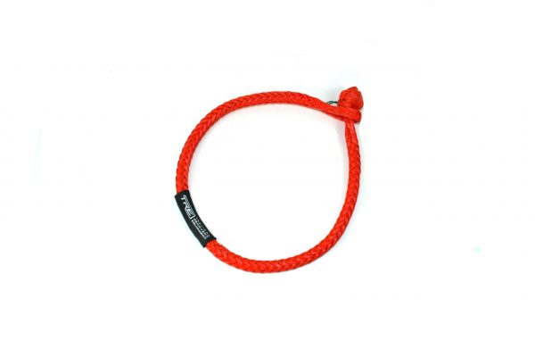 Orange ATV/UTV Soft Shackle