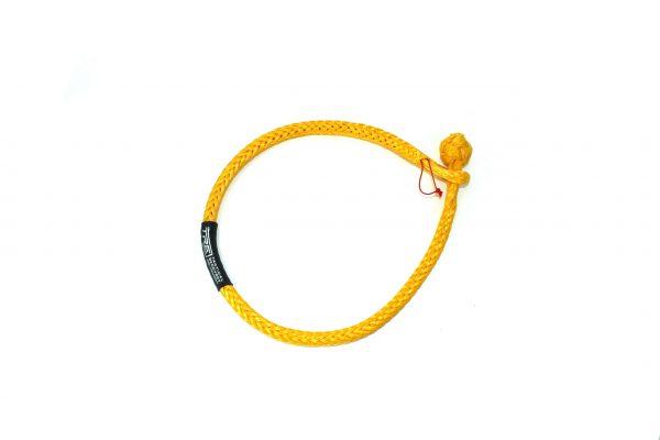 Yellow ATV/UTV Soft Shackle