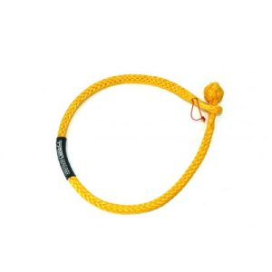 Yellow ATV/UTV Soft Shackle