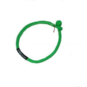 Lime Green ATV/UTV Soft Shackle