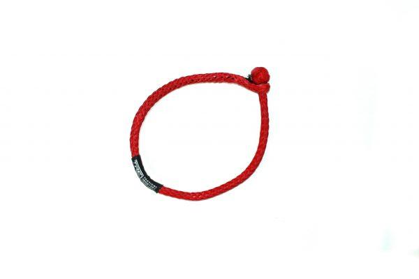 Red ATV/UTV Soft Shackle