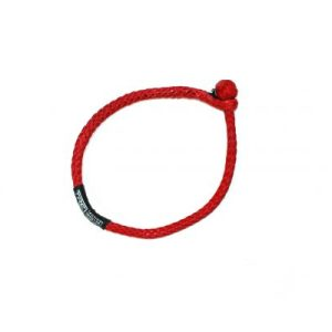 Red ATV/UTV Soft Shackle