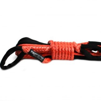 25 ft. Orange Winch Rope Extension