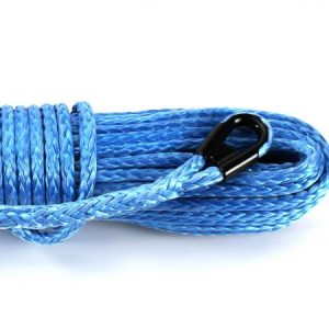 """3/8"""" Blue Winch Rope"""