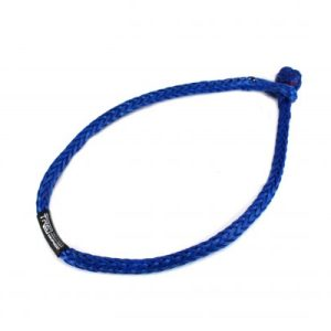 Blue Long Soft Shackle