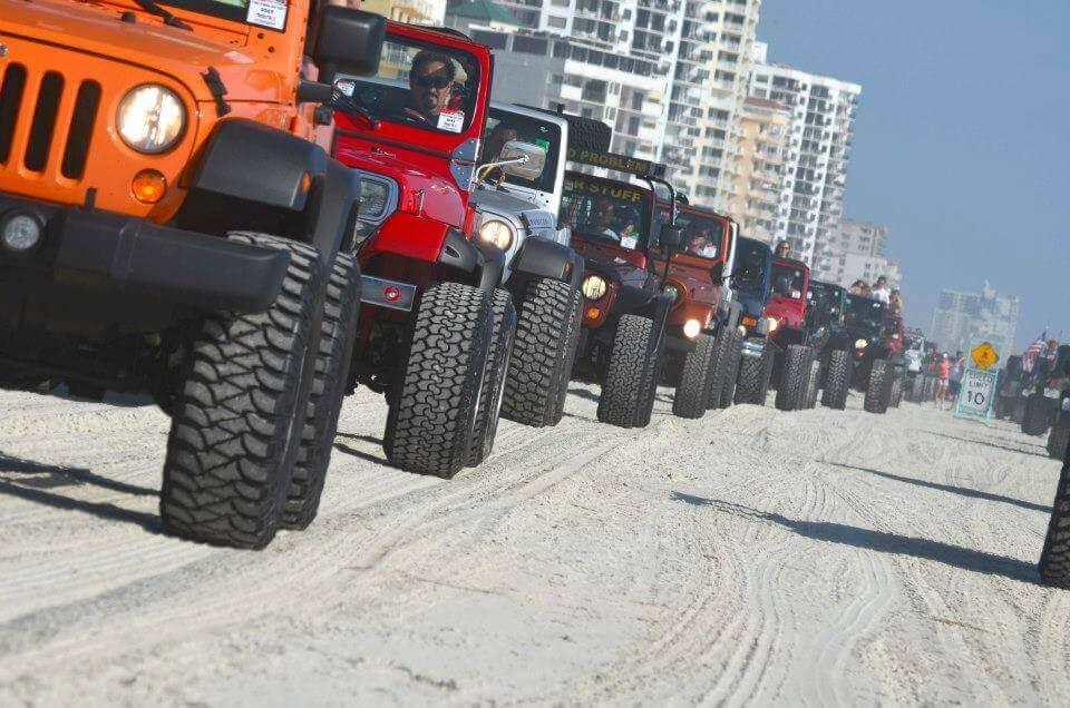 Jeep Beach - Daytona