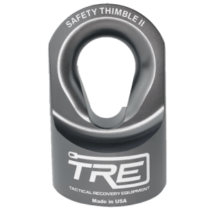 Safety Thimble II - Dark Gray