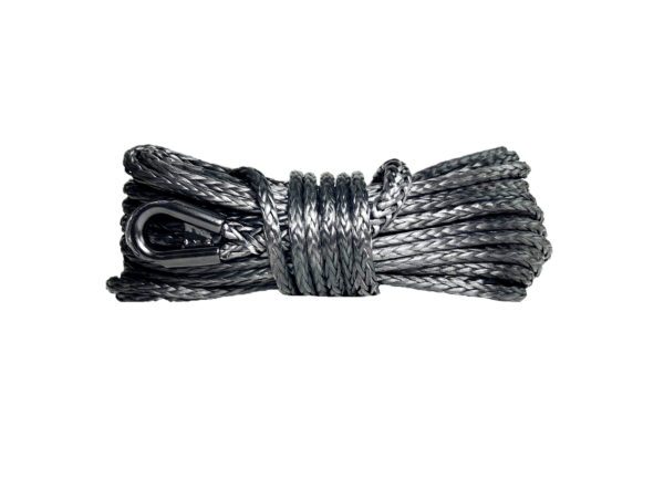 "7/16"" Black Winch Rope"