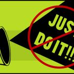 """""""Just Do It"""" To Overcome Public Speaking Fear? IT SUCKS!"""