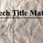 Speech Titles Matter! (3 Reasons Why!)