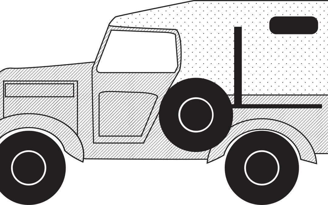 Autovehicul ARO Militar